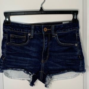 American Eagle JEANS Shorts Size 6